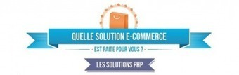 Quelle solution e-commerce choisir entre Prestashop, Magento et Opencart | E-commerce et webdesign | Scoop.it