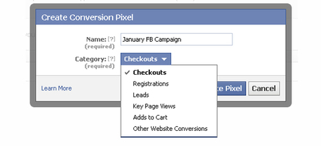 The 5 Best Things About the Facebook Conversions (And How to Setup) | Content Marketing Journal | Scoop.it