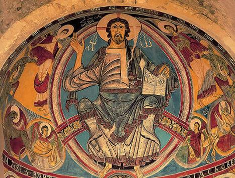 Las artes figurativas del románico | Expresiones Arquitectónicas Cristianas | Scoop.it