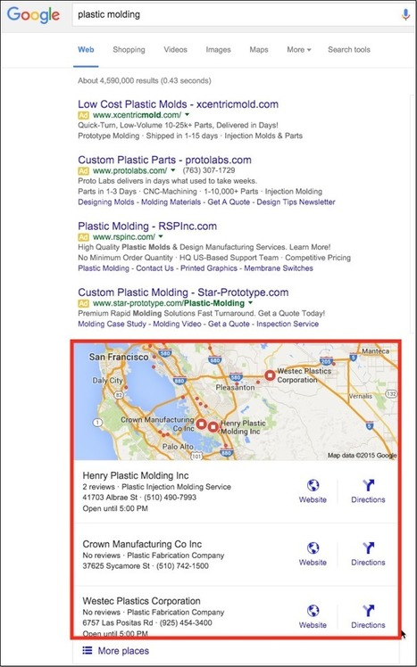 Even If A Brand Can't Do SEO, It Can Still Do Local SEO | Google Places, Geomarketing y LBS | Scoop.it