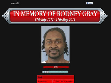 In Memory Of Rodney Gray | THE SILENT VOICES OF MISSISSIPPI | Scoop.it