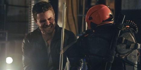 Arrow Season 5: Stephen Amell Says Villain is a 'Callback' to Season 1 | ARROWTV | Scoop.it