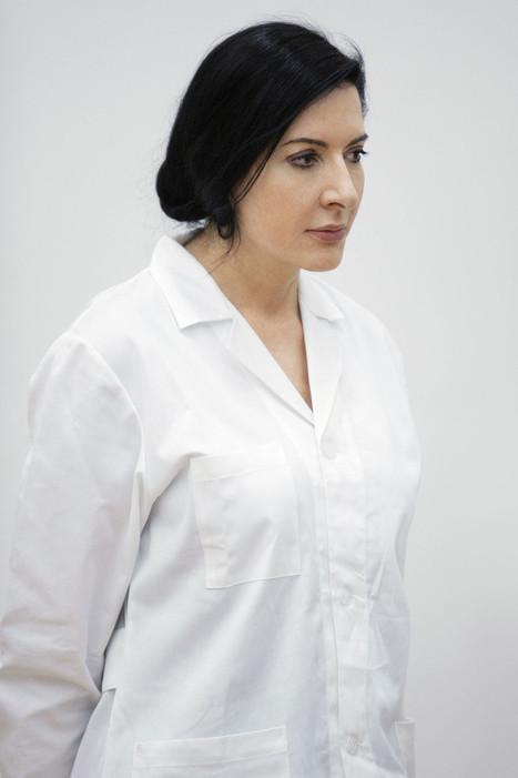 Marina Abramović: Immaterial Girl - W Magazine | Performance Art Is Live | Scoop.it