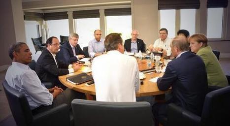 Les Chefs d'Etat du G8 signent une Charte pour l'Ouverture des Données Publiques - Etalab, mission chargée de l'ouverture des données publiques et du développement de la plateforme Open Data | prepa | Scoop.it