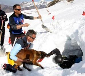 Jeudi, se déroule un exercice avalanche franco-espagnol - La Dépêche   Vallée d'Aure - Pyrénées   Scoop.it