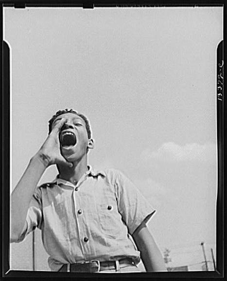 L'Amérique de la Grande Dépression à la Seconde Guerre mondiale en Noir et blanc - La Revue des Ressources | Merveilles - Marvels | Scoop.it