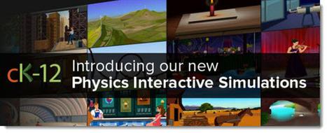 Más de 60 simulaciones interactivas para las clases de Física | Banco de Aulas | Scoop.it