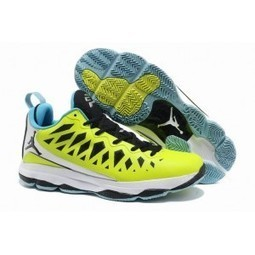 Jordan CP3.VIX Chris Paul Fluorescent Green | Jordan 28 for sale | Scoop.it