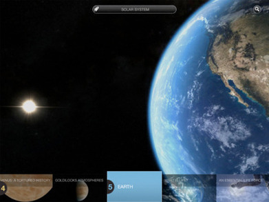 Brian Cox iPad app touts the Wonders of the Universe | APPY HOUR | Scoop.it