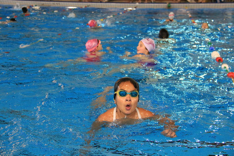 Lacs et piscines : où se baigner tout l'été 2016 à Toulouse ? | Toulouse La Ville Rose | Scoop.it