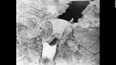 Building Hoover Dam: A wonder of engineering - CNN International | Bentley Systems | Scoop.it
