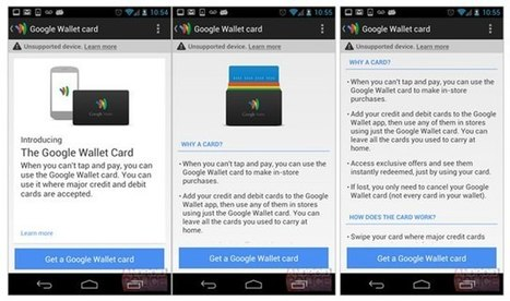 "Yep, It's Coming: Google Wallet's Help Site Mentions The ""Google Wallet Card"" 