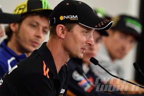 World Champion Colin Edwards Announces Retirement! | Motorcycle Riding | Scoop.it