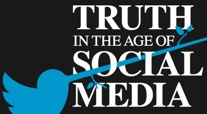 Truth in the Age of Social Media: A Social Computing and Big DataChallenge | Tracking Transmedia | Scoop.it