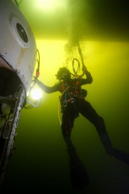 Advice from a commercial diver | All about water, the oceans, environmental issues | Scoop.it