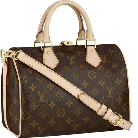 Louis Vuitton Outlet Speedy 25 Monogram Canvas M40390 Handbags | Louis Vuitton Bags Outlet | Scoop.it