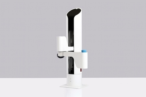 Makerarm-The first robotic arm that makes anything, anywhere | Smart devices and technology solutions | Scoop.it