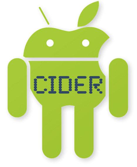 Cider, o sistema operativo que compatibiliza Android e iOS | Apple | Scoop.it