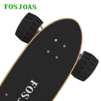 Fosjoas K1 Electric Skateboard Gives Kids Strong Body during Playing Course | Press_Release | Scoop.it