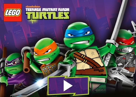 TMNT Shell Shocked | Action Games | Online Shooting Games | Scoop.it