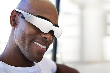 Carl Zeiss Cinemizer 3D OLED Head Mounted Display | Just Cool Stuff | Scoop.it