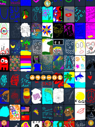 App Store - iWallFlower HD - World Art Project - Participate! | teaching with technology | Scoop.it