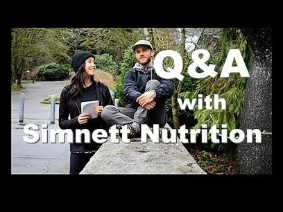 Q&A - Simnett Nutrition - Protein, building muscle, legs, supplements, workouts and MORE! | Health And Fitness | Scoop.it