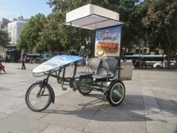 Tripup, les Tricycles Urbains de Proximité qui ne cessent d'innover / www.3-0.fr | l'événementiel éco-responsable | Scoop.it