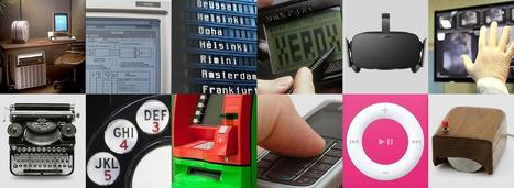 35 Interfaces That Changed Our World | Public Relations & Social Media Insight | Scoop.it