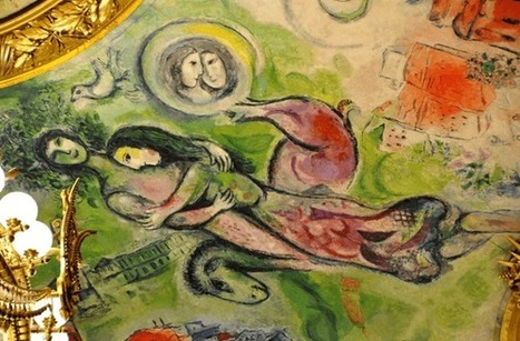 25 Paintings of Marc Chagall and Christ | Ecoaching | Scoop.it
