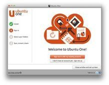 Stockage en ligne : Ubuntu One s'invite en bêta sur OS X | Ubuntu French Press Review | Scoop.it
