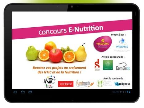 [Event] Ouverture des candidatures pour le concours E-nutrition | Fundme | Scoop.it
