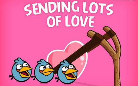 Facebook Get The Bird - Angry Birds goes FB . . .   Social Media Bites!   Scoop.it