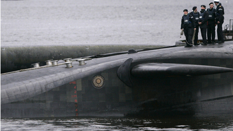 Trident: is our nuclear deterrent really independent? | Alex Thomson's View | Alex Thomson's View | kitnewtonium | Scoop.it
