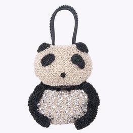 Small Panda Rhinestone Bags For Ladies [women-bags-037] - $145.00 : Hello Kitty Bags For Ladies, Anteprima Bags Style Stereo Hello Kitty Bags ,Panda Bags , Diamond Bags For Womens Fashion, | Amazing Hello Kitty Bags | Scoop.it