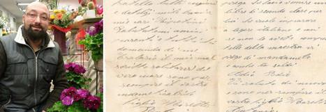 Dopo 100 anni trova su eBay la lettera del bisnonno mai arrivata | Généal'italie | Scoop.it
