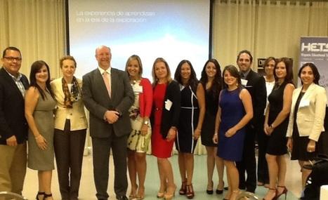 Concurrido primer evento de Cengage Learning y HETS en la Universidad Politécnica de Puerto Rico. | Aprendiendo a Distancia | Scoop.it