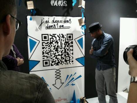 From Paris / QR Code | QRiousCODE | Scoop.it