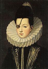 Ana de Mendoza, Princess of Eboli - Wikipedia, the free encyclopedia   Gender issues   Scoop.it