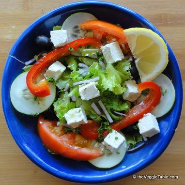 Greek Salad | Vegetarianism | Scoop.it