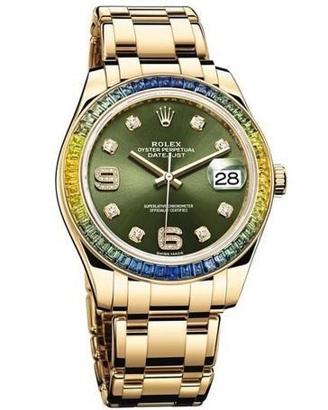 Pas Cher Replique Rolex Oyster Perpetual Datejust Pearlmaster 39 86348SABLV | replique montres pas cher | Scoop.it