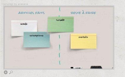 Scrumblr ou le brainstorming collaboratif - Spiparena | ImNerdy | Scoop.it