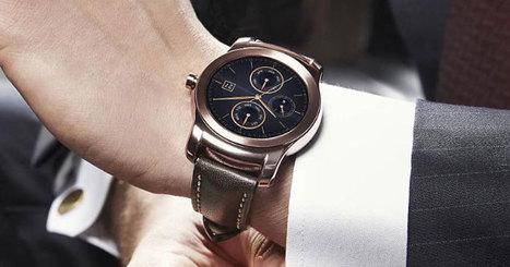 Nuevos smartwatch presentados en el MWC 2015 | Noticias Wearables | Scoop.it