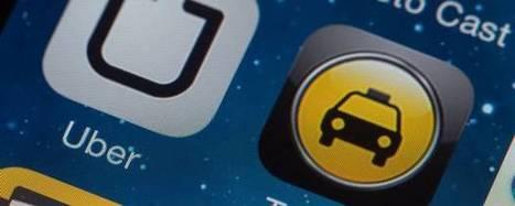 5-Forces Sådan dræner Uber taxibranchen | AfsætningHHX | Scoop.it