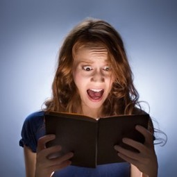 Horror Authors: How to Scare the Heck Out of Your Readers | Reading & Writing World - Tips and suggestions | Scoop.it