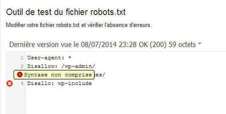 Google lance un nouvel outil pour tester les fichiers robots.txt | Curation par www.referencement-la-rochelle.fr | Scoop.it