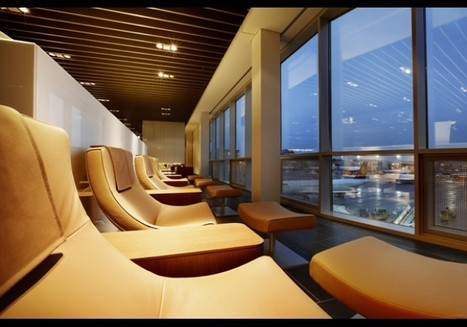 The World's Most Outrageous Airport Lounges - Forbes | Allplane: Airlines Strategy & Marketing | Scoop.it