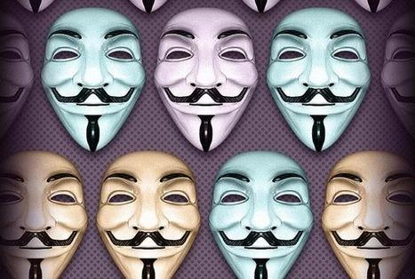 Les Anonymous démasquent la fachosphère | Occupy Belgium | Scoop.it
