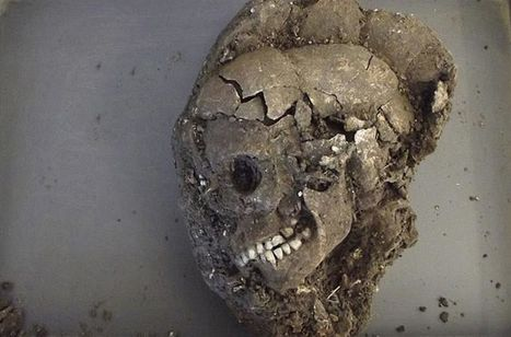 Body of 4,000-year-old teenager near Stonehenge may give clues about Bronze Age lives | Aux origines | Scoop.it