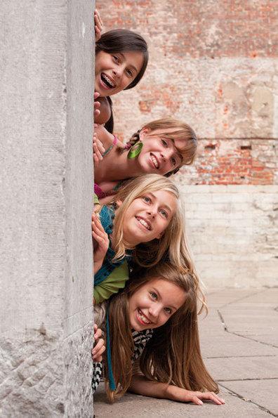 Los niños y sus amigos   CONVIVENCIA ESCOLAR   Scoop.it